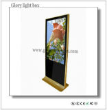 "Floor Standing 42"" 46"" 55"" 65"" Inch Full HD Ad Player Kiosk"