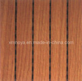 Best Performed Wall Decorative Wooden Acoustic Board for Building Material