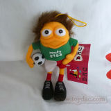 Plush World Cup Promotion Toy