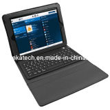 Wireless Bluetooth Keyboard Leather Case for iPad 2/3/4