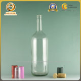 Chinese Factory Best Quality Flint Large Glass Container for Red Wine (138)