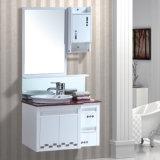 High Gloss Simple Mirrored Bathroom Vanity