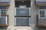 Horizontal Type Heat Pipe Solar Collector for Balcony