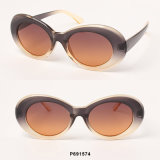 New Oval Vintage Women Sunglasses