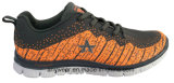 Ladies Women Flyknit Footwear Running Sports Shoes (W-16766)