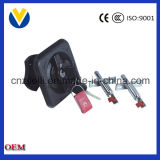 China Auto Parts Outside Swing Door Lock