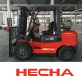 3 Ton LPG&Gasoline Forklift Truck for Japan Nissan Engine