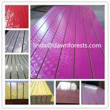 Wholesale Slatwall Panels, MDF Slot Wall Panels