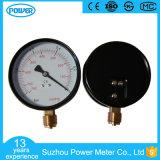 - 760mmhg -1bar to 0 63mm Steel Case Bottom Vacuum Gauge