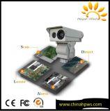 Intellengent Hot Spots Alarm Thermal PTZ IR Camera