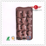 Funny Silicone Anime Chocolate Mold