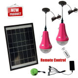 Rechargeable Solar Power Light Solar Energy System Kit with USB Charger