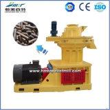 Fuel Vertical Ring Die Wood Pellet Making Mill