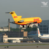Courier Servie From Shenzhen to Reunion by DHL