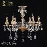 Modern Simple Crystal Chandelier for Indoor (AQ20031-6)