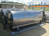 Sanitary Fresh Milk Cooler 5000L Milk Cooling Tank (ACE-ZNLG-W2)
