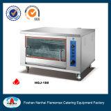 Restaurant Stainless Steel Gas Rotisserie for Chicken Grill Oven Hgj-188