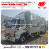 Euro 3 Emission 3300mm Wheelbase Stake Lorry Truck
