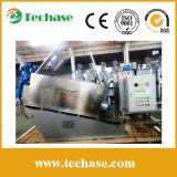 Techase Multi Plate Sludge Dewatering Screw Press