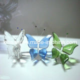 Beautiful Crystal Animal Figurines Butterfly (KS03035)