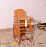 Multifunctional Dining Chair for Kids Bamboo Baby Chair