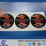 Custom Packaging Self Adhesive Label Stickers (SZ3186)