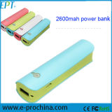 Slim 2600mAh Rechargeable Power Bank for Mobile Phone