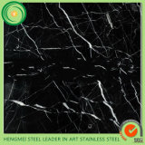 201 304 316 Marble PVC Lamination Decorative Stainless Steel Sheet for Kitchen Cabinet Cupboard