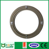Building Material Europe Style Aluminium Profile Round Window