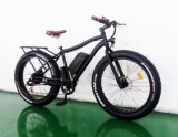 500W Fat Snow Bike Beach Cruiser Mountain Electric Bicycle