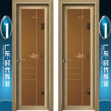 Classic Modern Aluminum Interior Exterior Casement Door Factory Price