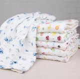 100% Cotton Muslin Baby Towel