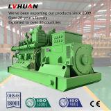 Natural gas generator, biogas generator, biomass generator