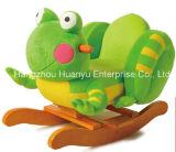 Factory Supply Rocking Animal-Frog Rocker