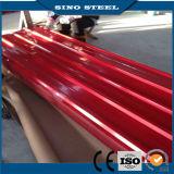 PPGI Thin Prepainted Galvanized Corrugated Steel Roofing Sheet