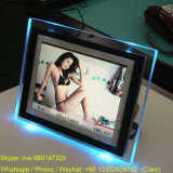 Acrylic Sex Women Picture Frame with LED Light