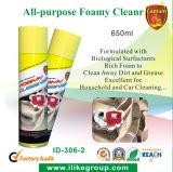 New Formula Multi-Purpose Foam Cleaner