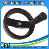 Aluminum Alloy Handwheel for Manufacturing Equipment