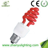 Festival Decoration Spiral Energy Saving Bulbs