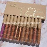 Kylie Vacation Send Me More Nudes 12PCS/Set Lipstick