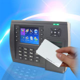 Biometric Fingerprint Time Attendance Recorder System with ID Card (TFT500/ID)