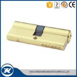 Top Quality Door Lock Brass Double Turn Cylinder