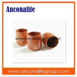 Amazon Best Seller Handmade Natural Solid Bamboo Drinking Coffee Cup