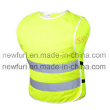 Ce En1150 Reflective Jacket Safety Vest Reflective Vest for Children