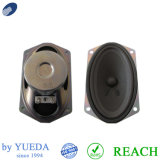 813 Oval Woofer Multimedia Speaker for Cars