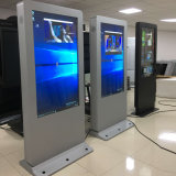 Shopping Mall Outdoor Touch Screen Display Advertising Kiosk