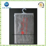 Custom Small Matt PVC Printing Bag for Garment (JP-plastic016)