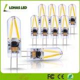 2017 New Arrival G4 Fliament Light Bulb 1.5W (20W Halogen Equivalent) Mini LED Filament Bulb