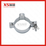Stainless Steel Sanitary Pipe Holding Clamps