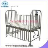 Bam200c Stainless Steel Double Crank Baby Bed